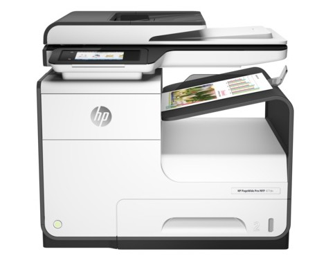 HP PageWide 477dn