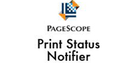 PageScope Print Status Notifier